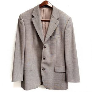 Hugo Boss Virgin Wool 3 Button Suit Blazer 40R